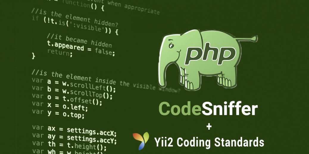 How to Add Yii2 Coding Standards in PHP_CodeSniffer